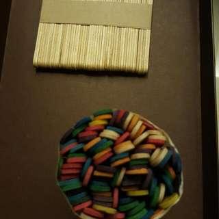 Ice Cream Sticks