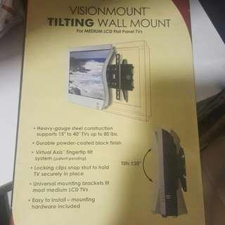 "Tilt Tilting Tv Wall Mount Bracket 15"" To 40"""