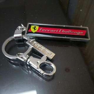 Ferrari 法拉利挑戰賽限定鑰匙圈