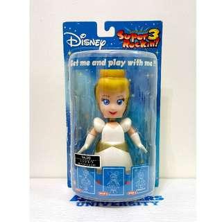 迪士尼 Disney Super Rockin 公主系列 灰姑娘 仙杜瑞拉 禮服版