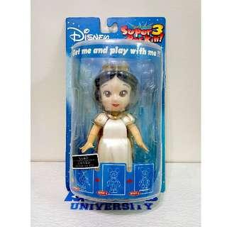 迪士尼 Disney Super Rockin 公主系列 白雪公主 禮服版