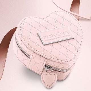 Pandora首飾盒 可放戒指手鍊耳環 大容量 潘朵拉