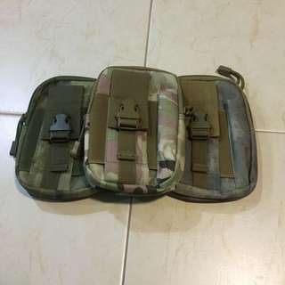 Tactical Pouch (Camouflage Series)