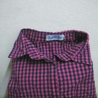 Oversized Boyfriend Shirt *inc postage*