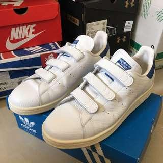 Adidas Original Stan Smith 魔鬼氈 鱷魚紋