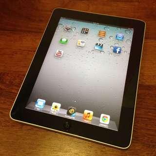 iPad 1 - 16gb Wifi Only
