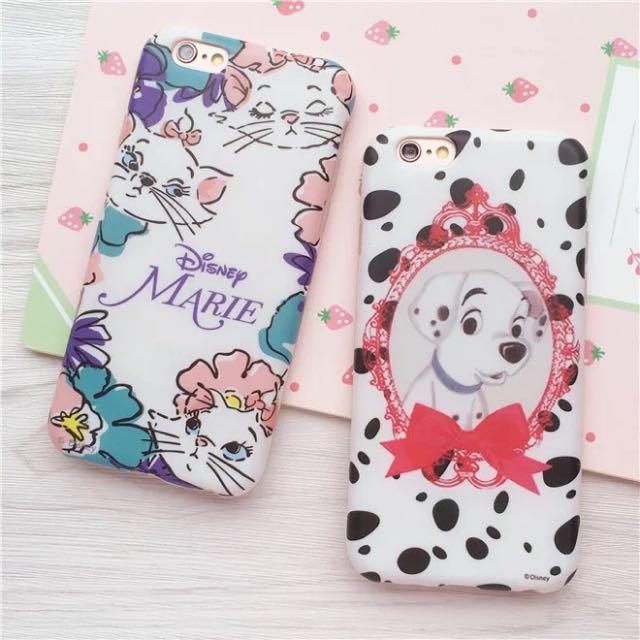 瑪莉貓&101忠狗iphone6&6s殼