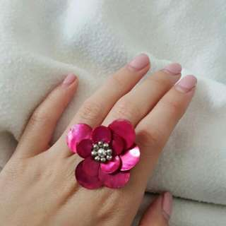 Forever New Flower Ring