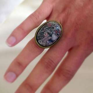 Never Worn Limited Edition Samantha Wills Ring