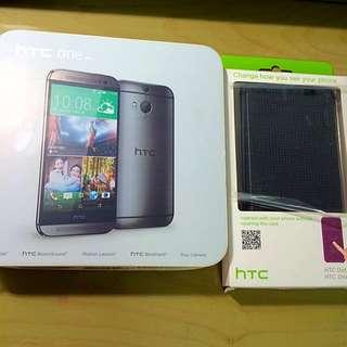 HTC M8 九成九新