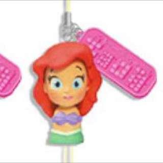 徵求🙏🙏🙏迪士尼愛麗兒小美人魚迷你轉眼吊飾