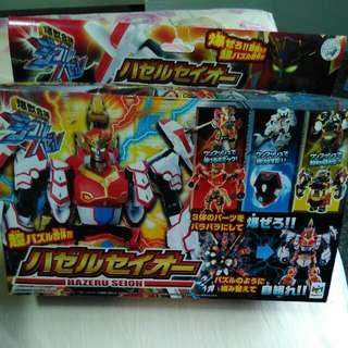 Robots Combiner~ Journey To West Hazeru Seioh