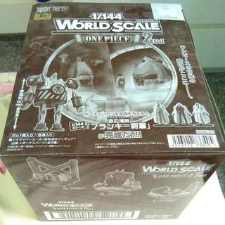 1/144 World Scale One Piece 2nd Series