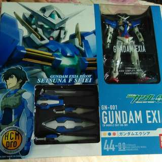 Hcm Pro 1/200 Gundum OO Exia With 1 Edition Special Pack