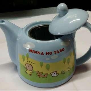 2003 大口仔郊遊系列 茶壺連茶隔
