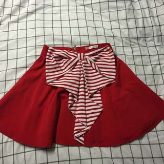Alive Girl Candy Cane Skirt