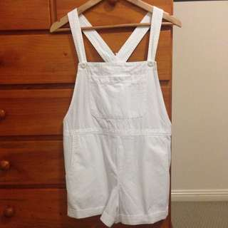 Assembly Label Dungarees