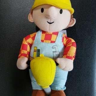 Bob The Builder Plush
