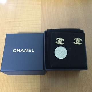 Chanel Classic Earrings