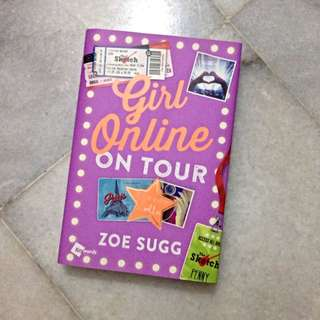 Girl Online: On Tour - Zoe Sugg