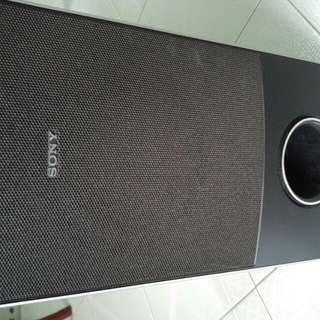 Sony SS-WS72 Woofer
