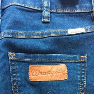 Wrangler 'Hi Twiggy' High Waisted Skinny Fit Jeans