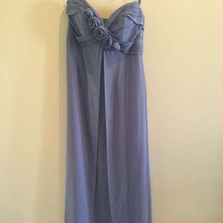 Hills In Hollywood Evening Gown Sz 8