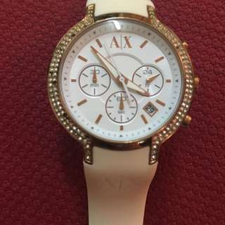AX Rubber Watch Crystal Face