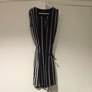 Casual Striped b.young Dress