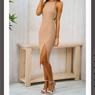 Stelly Cutout Dress