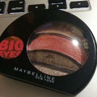 Maybelline眼影