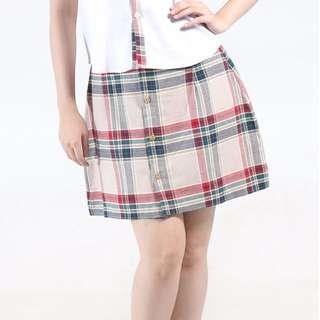 Teana Buttoned Skirt