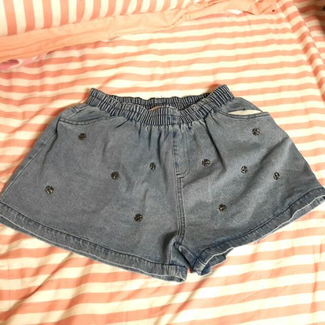 東京著衣短褲