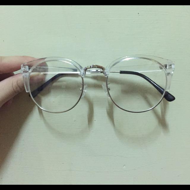 原宿 透明眼鏡