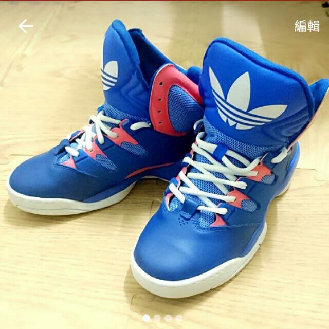 adidas 籃球 運動鞋 近全新