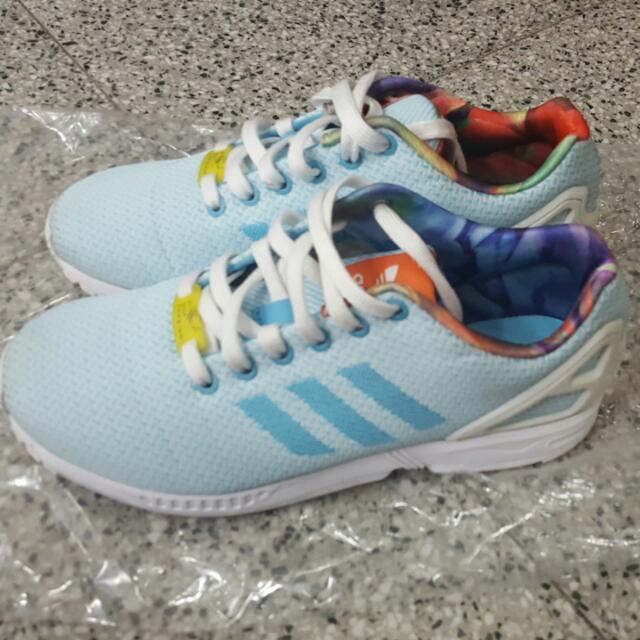 Adidas Zx Flux 范冰冰同款