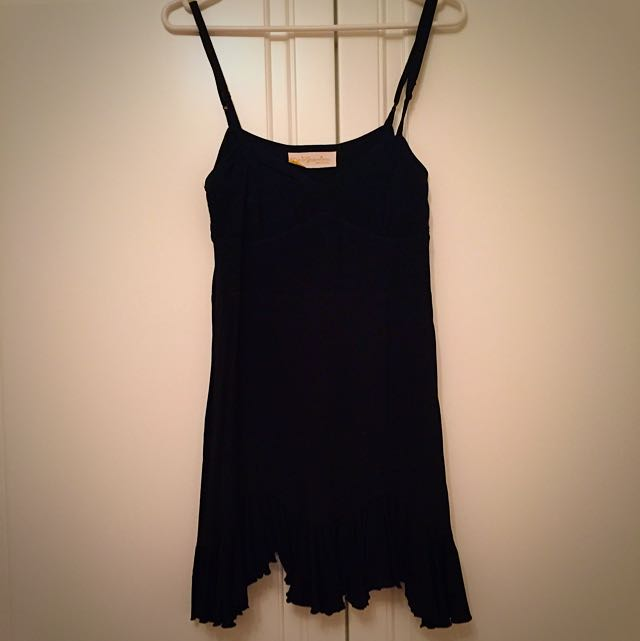 Black Dress (size 10)