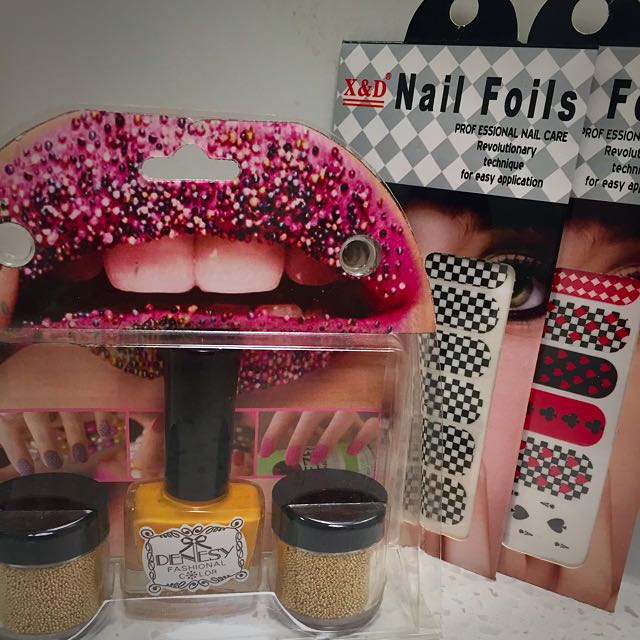 Brand New Nail Art Bundle