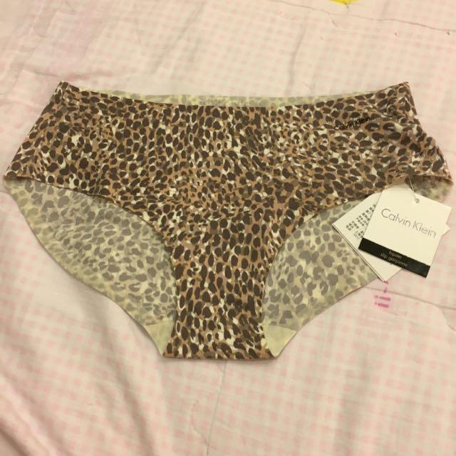 Calvin Klein CK 女生內褲