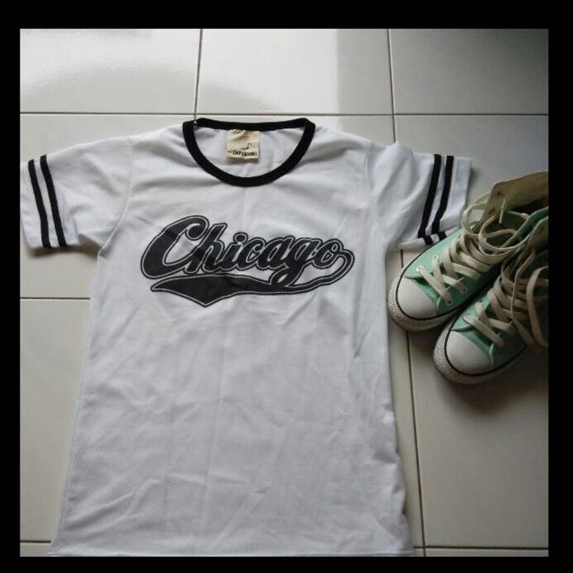 CHICAGO JERSEY TOP
