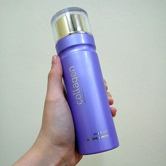 Collagen By Watsons Youth Lock Essence Water 130ml