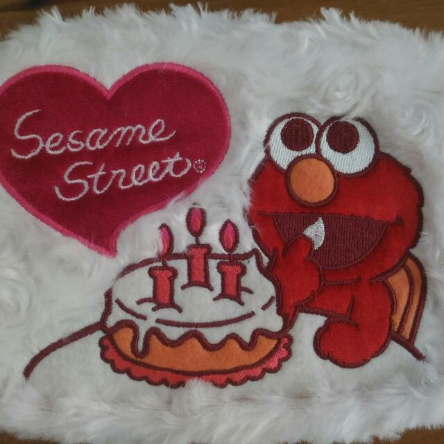 Elmo可愛優雅萬用包/化妝包/鉛筆盒