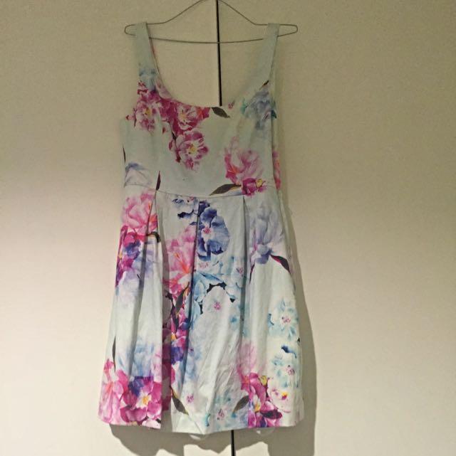 Floral Forever New Dress