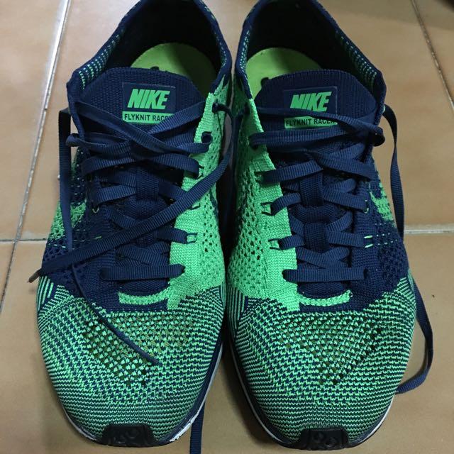 bab11115717b Nike Flyknit Racer