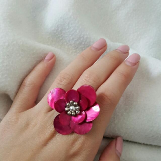 Forever New Flower Ring