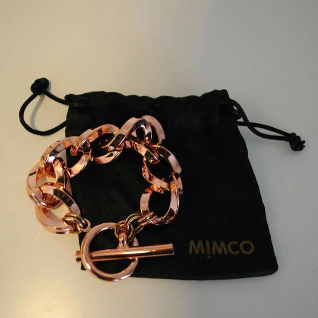 Mimco Chained Bracelet Rose gold