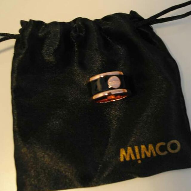 Mimco Thick Ring
