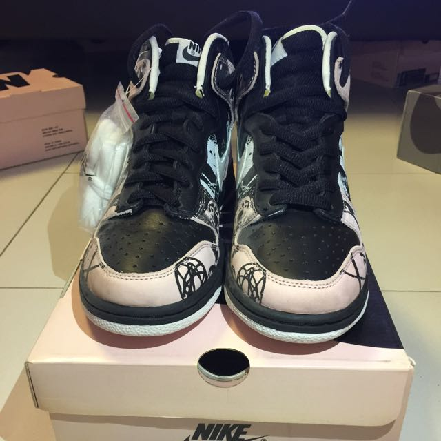 new product d2897 0274f NIKE DUNK SB 'UNKLE' US 9