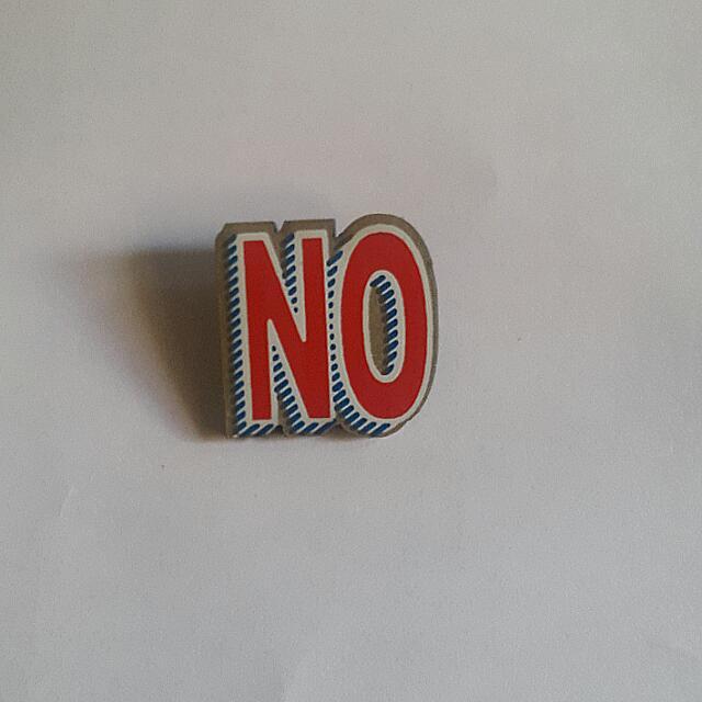 NO Pin