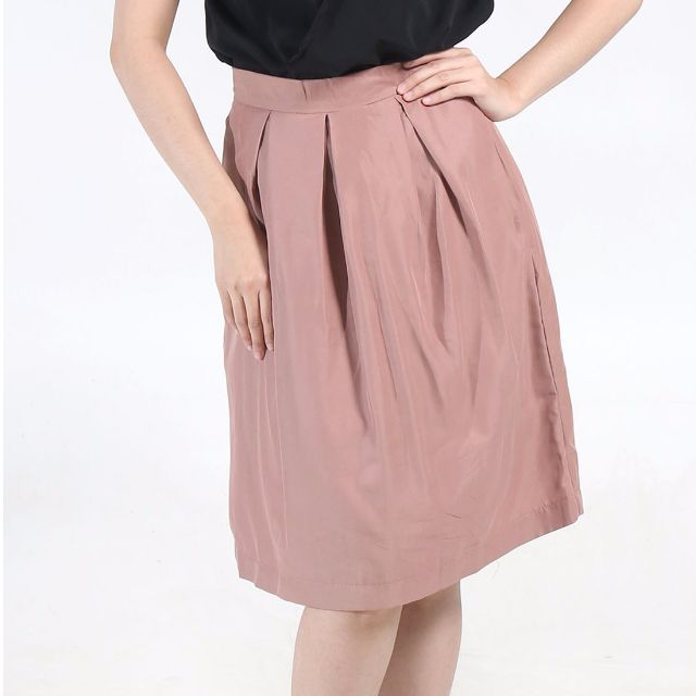 Rayna Pleated Skirt